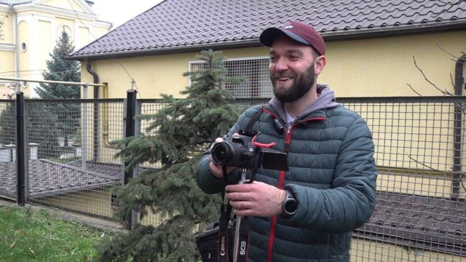 Монах з Тернополя створив християнський блог і зібрав вже понад 13 000 підписників (ВІДЕО)