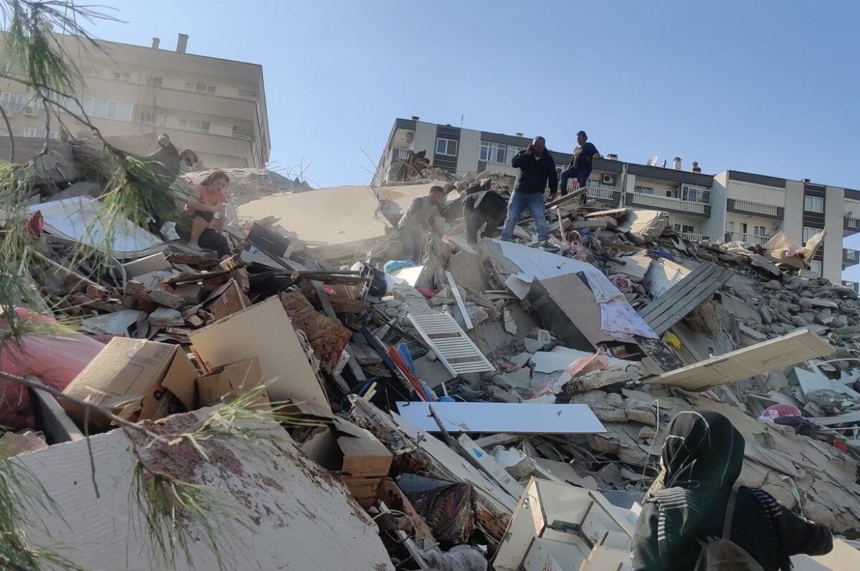 """""""Люди залишилися без рідних, дітей, житла"""": українка розповіла про страшний землетрус в Туреччині"""