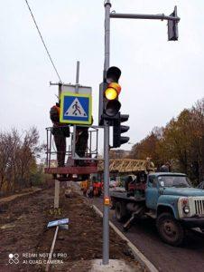 На вулиці Тарнавського розширяють дорогу