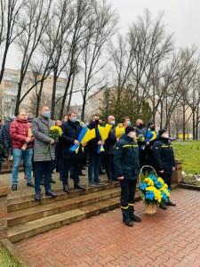 У Тернополі вшанували пам'ять ліквідаторів аварії на ЧАЕС