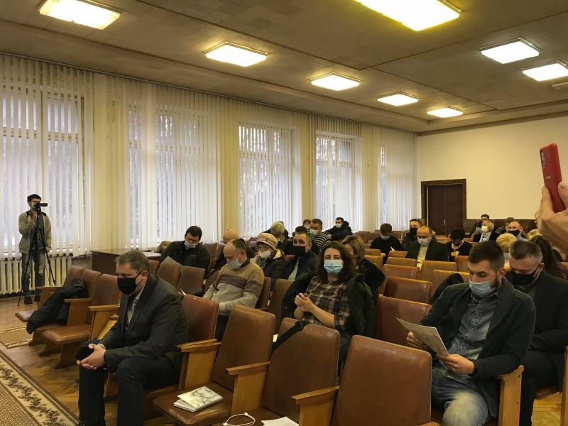 Депутати Кременецької міськради обрали секретаря і одного заступника міського голови