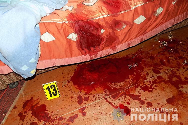 На Тернопільщині під час сварки чоловік убив дружину, а потім перерізав собі горло (ФОТО)