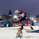 Дмитро Підручний набрав перші очки на Кубку світу
