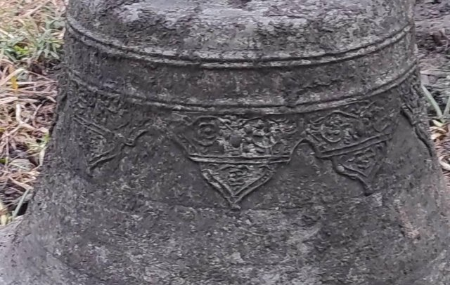 Різдвяне диво на Тернопільщині: віднайшли дзвін, закопаний під час окупації (ФОТО)