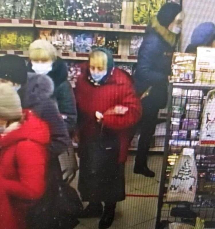 На Тернопіллі розшукують бабцю, яка загубила чималу суму грошей