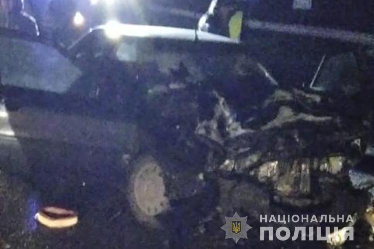 """Смертельна аварія біля Тернополя: зіткнулися """"Ауді"""" та """"Сітроєн"""" (ФОТО)"""