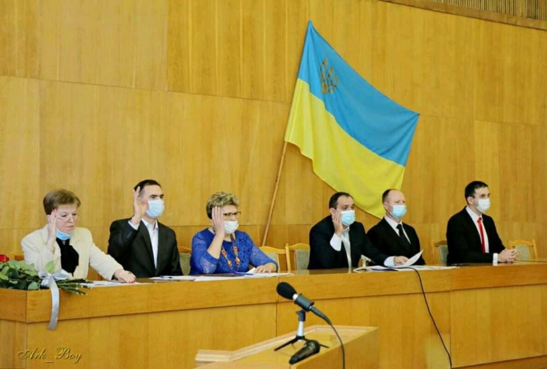 У Шумську коаліція «Слуг народу», «Батьківщини» і «Свободи»