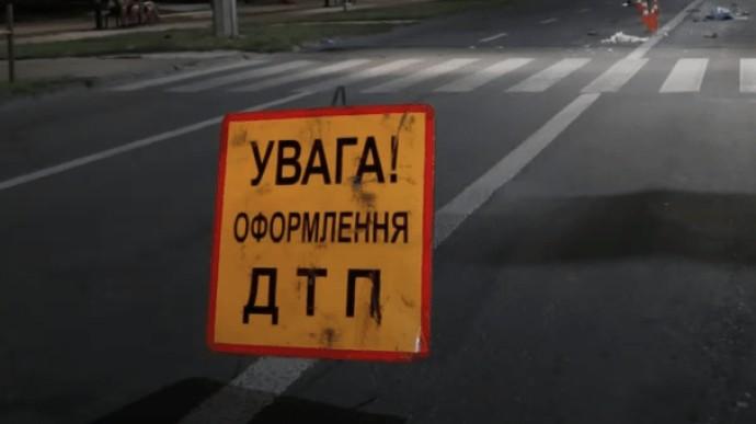 На Тернопільщині водій скоїв ДТП і втік, залишивши в автівці п'яну пасажирку