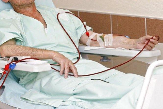 Хворим на коронавірус немає можливості робити гемодіаліз у Тернополі