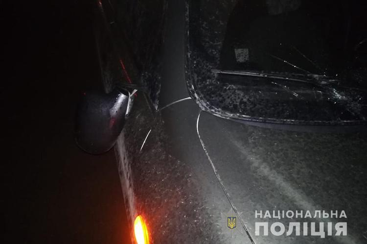 ДТП у Тернополі: на пішохідному збили молодого чоловіка (ФОТО)