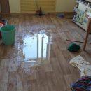 У Тернополі через несправну сантехніку затопило декілька квартир