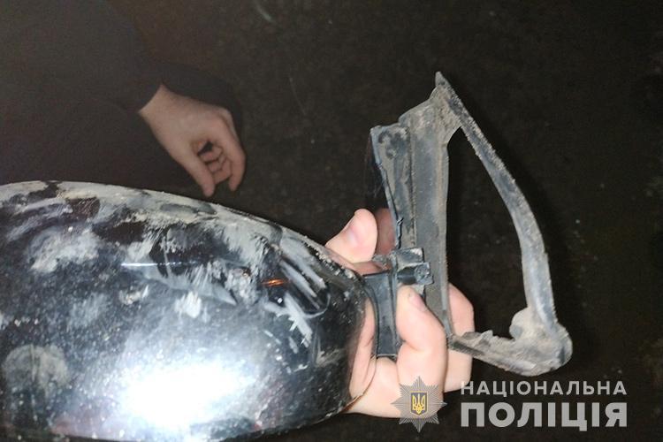 Знайшли водія, який на смерть збив чоловіка та втік з місця аварії у Тернополі