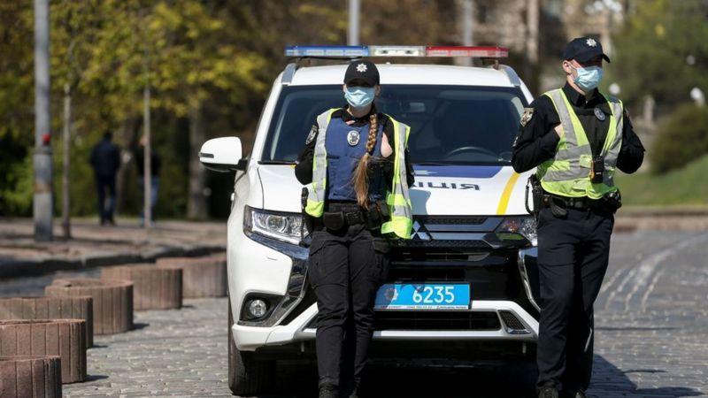 """На Тернопільщині поліція штрафує порушників """"локдауну"""""""