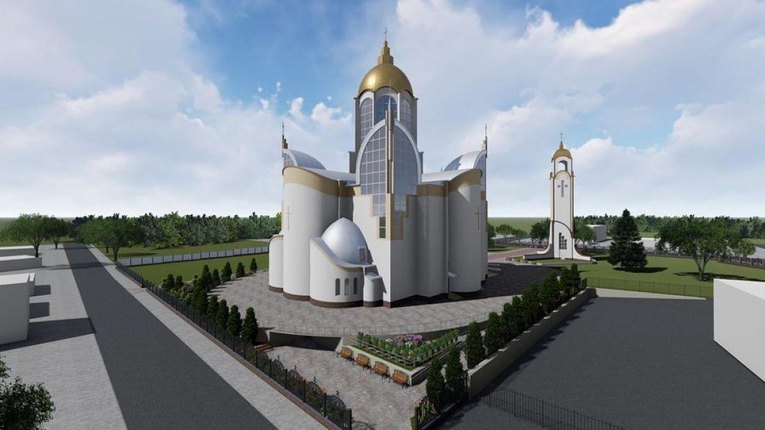 На Тернопільщині оновлюють собор Петра і Павла (ФОТО)