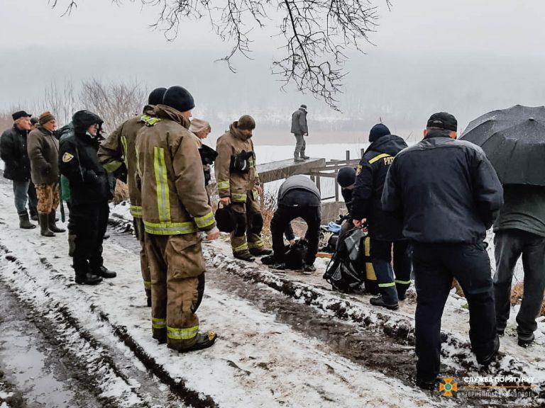 """""""Провалився під лід"""": на Тернопільщині загинув 28-річний чоловік (ФОТО)"""