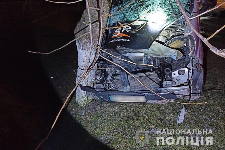 """""""2,5 проміле"""": водій, який збив на смерть жінку на Тернопільщині, був п'яний (ФОТО)"""