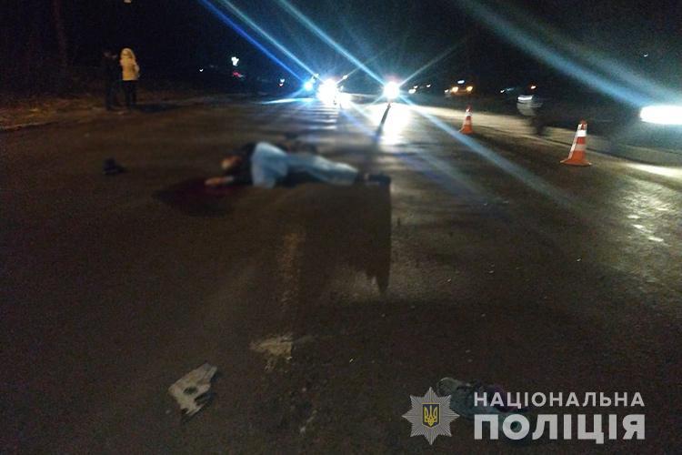 У Тернополі на смерть збили молодого чоловіка: водій втік (ФОТО)
