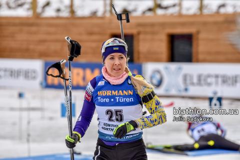 Україна бере першу медаль сезону на Кубку світу з біатлону!