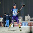 Олена Підгрушна, у складі олімпійської четвірки, посіла восьме місце в естафеті