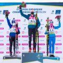 Анастасія Меркушина здобула срібло на чемпіонаті Європи