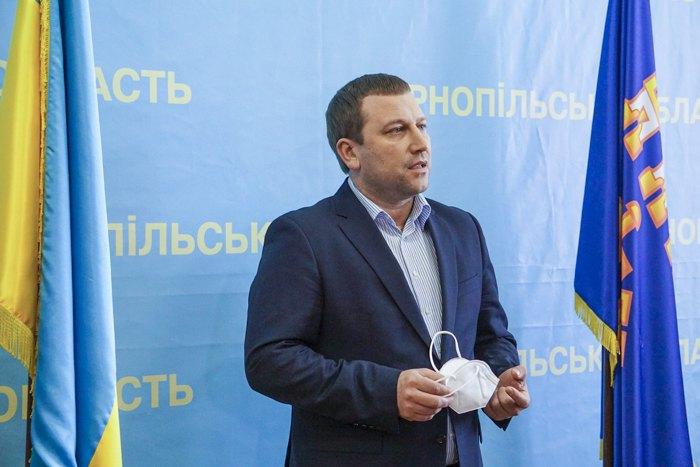 Голова ТОДА Володимир Труш повторно захворів на коронавірус