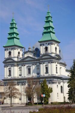 Розпорядок Богослужінь на Різдво в храмах Тернополя