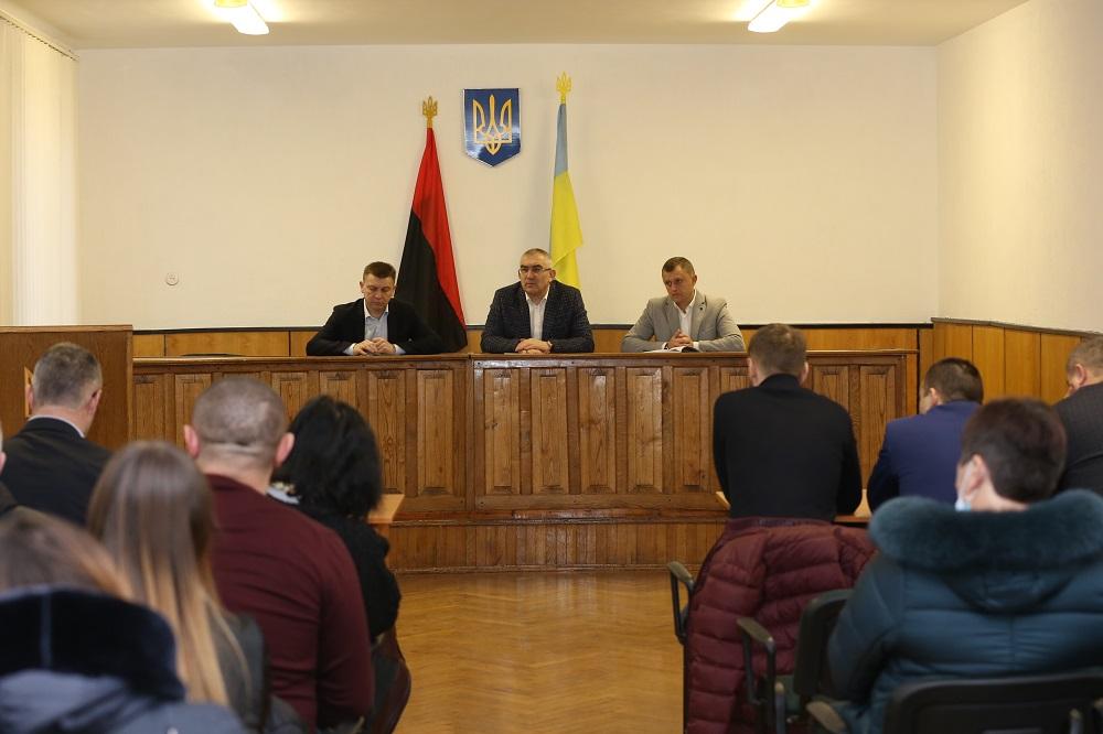 В 2-х громадах Тернопільщини починають системну роботу