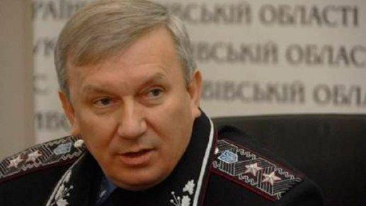 Від ускладнень COVID-19 помер екс-начальник міліції Тернопільщини(ФОТО)