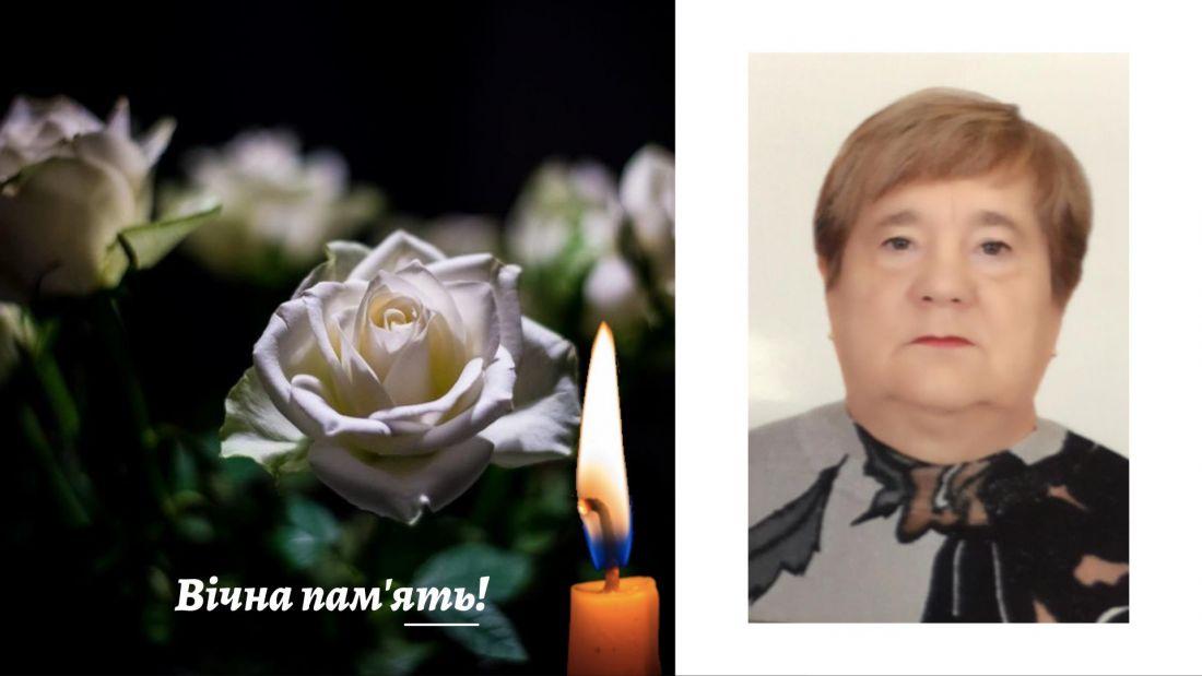 Тринадцята смерть медика від коронавірусу: на Тернопільщині померла 68-річна лікарка