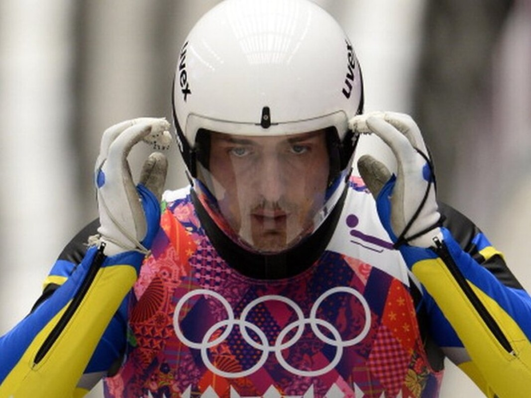 Андрій Мандзій із Кременця став 22-им на чемпіонаті світу з санного спорту