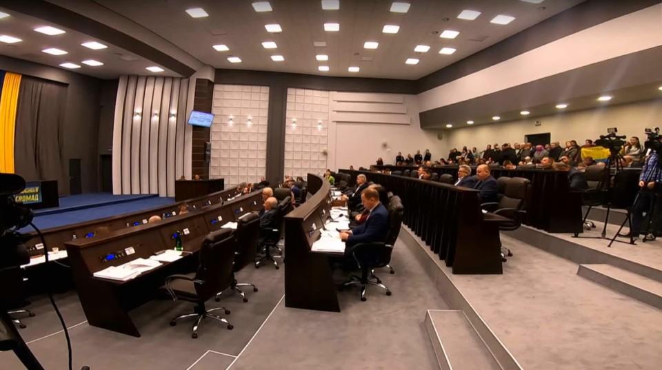 У голови Тернопільської обласної ради Михайла Головка вже 11 радників