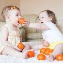 У Тернополі через мандарини 3-річна дитина потрапила до лікарні