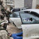 """""""Обличчям до землі"""": як у Тернополі затримували квартирних злодіїв (ФОТО)"""