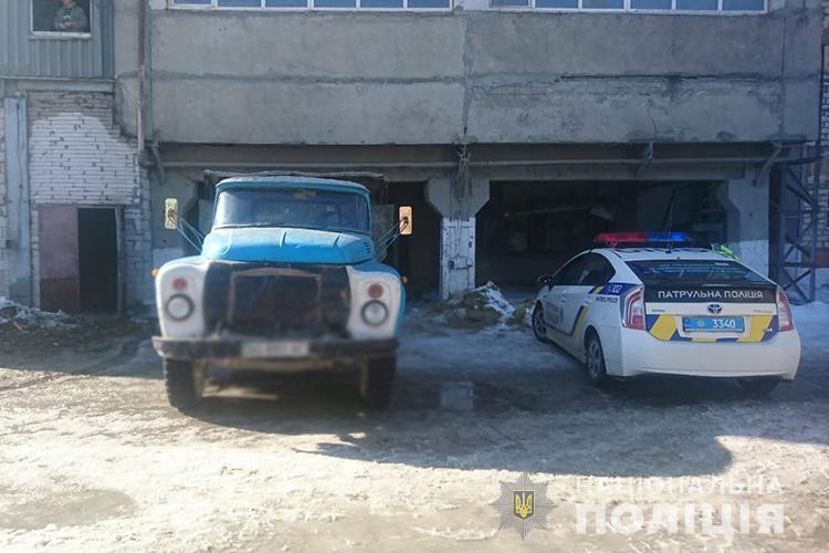 У Тернополі вантажівка переїхала жінку (Фото)