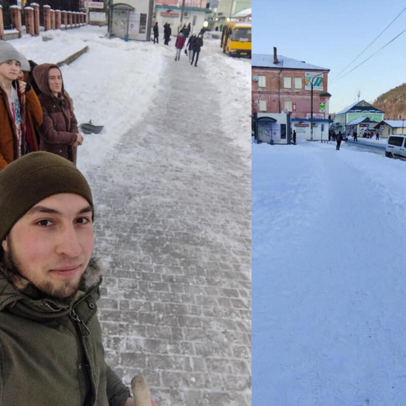 Снігова стихія: як Тернопілля долає наслідки заметів (фото)
