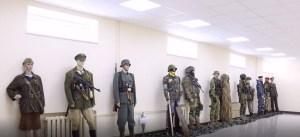 У Тернополі можна побачити, як виглядали українські військові більш, ніж століття тому (ВІДЕО)