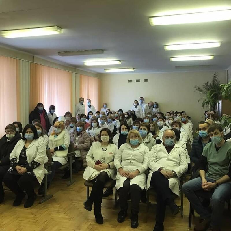 Районна лікарня має належати громадам, що її будували, – Іван Чайківський