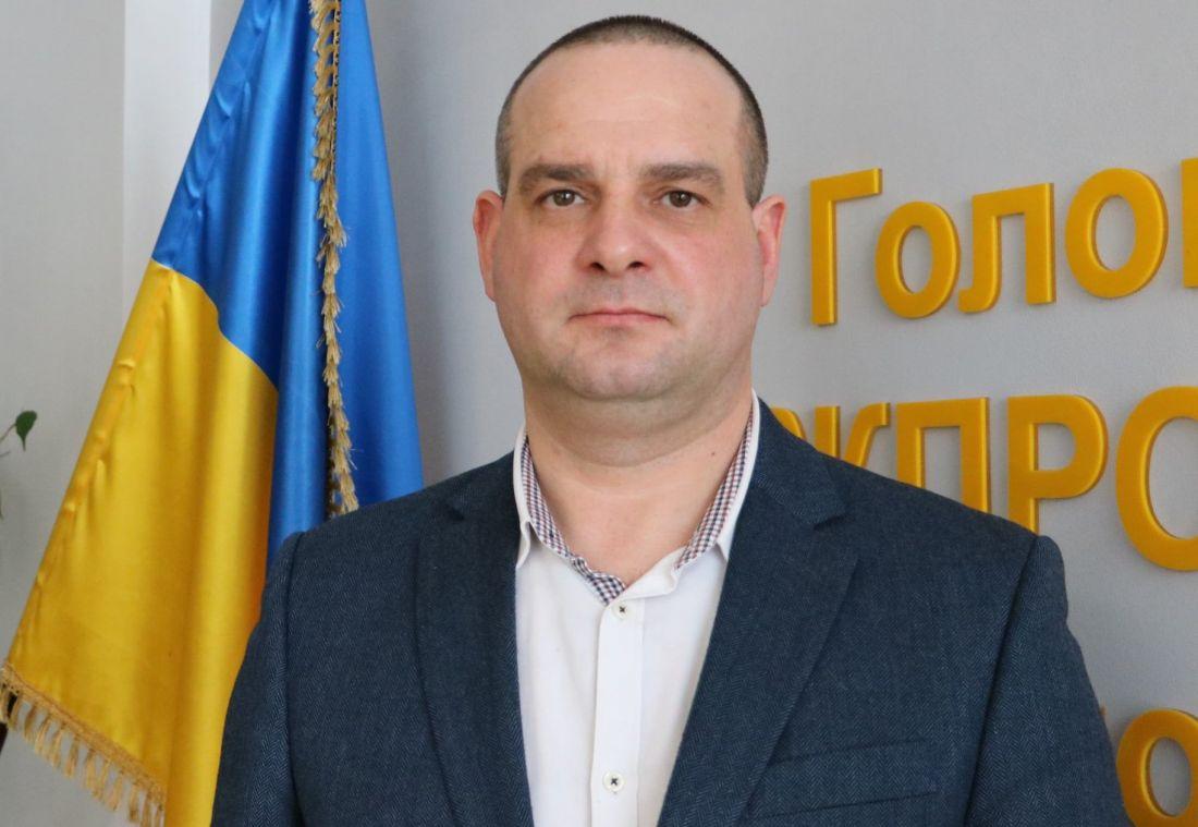 Василя Хомінця у Споживслужбі замінив Ігор Рогальський