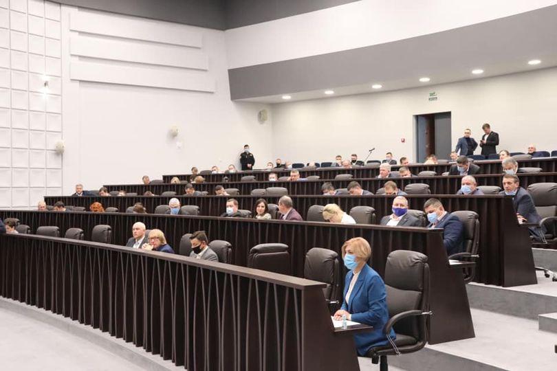ТОП-5 рішень, за які сьогодні голосували депутати Тернопільської облради