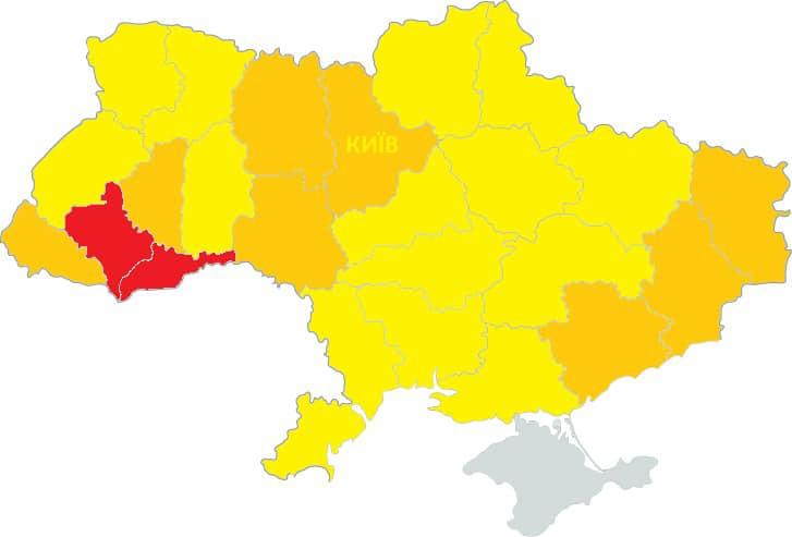 """Тернопільська область знову опиниться в """"червоній зоні""""?"""