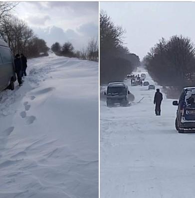 """""""Дорогу передуло, їхати нереально"""": показавли, що негода наробила на Тернопільщині (ФОТО, ВІДЕО)"""