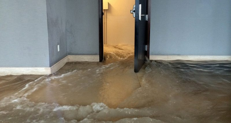 Вода стояла вище колін: у Тернополі затопило багатоповерхівку (ФОТО)