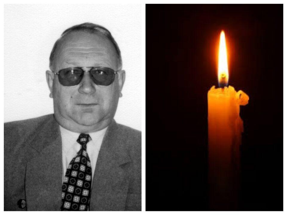 Помер відомий професор з Тернополя (ФОТО)