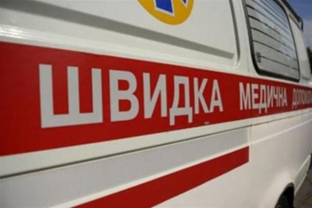 У Тернополі рятували маму і дитину, які лежали непритомні