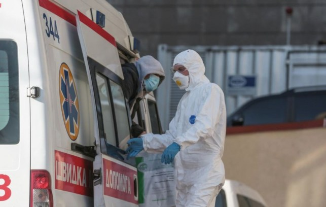 На Тернопільщині за добу від коронавірусу померло 5 людей