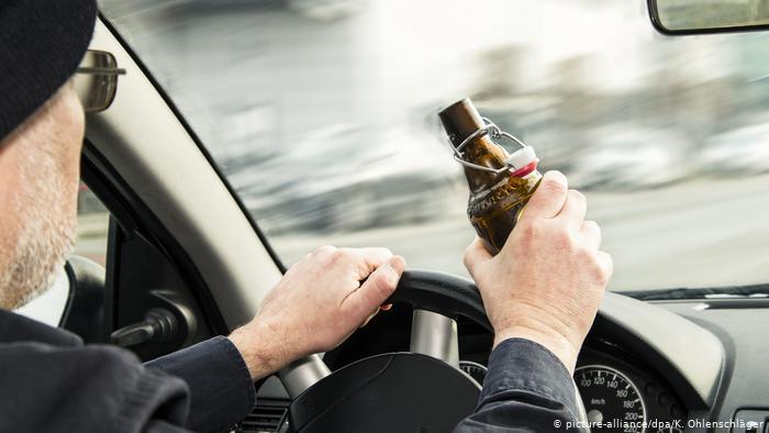 У Тернополі водій отримав 40800 гривень штрафу: уже третя п'янка впродовж року