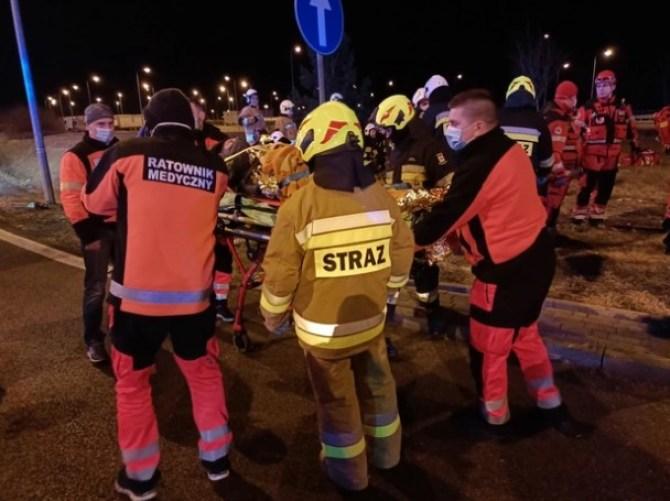 Аварія у Польщі: загинуло 6 українців, ще 35 травмовані (ФОТО, ОНОВЛЕНО)