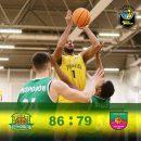 БК Тернопіль переміг головного конкурента