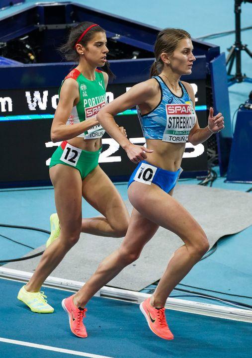 Тернопільська бігунка з власним рекордом — у топ-10 на чемпіонаті Європи з легкої атлетики