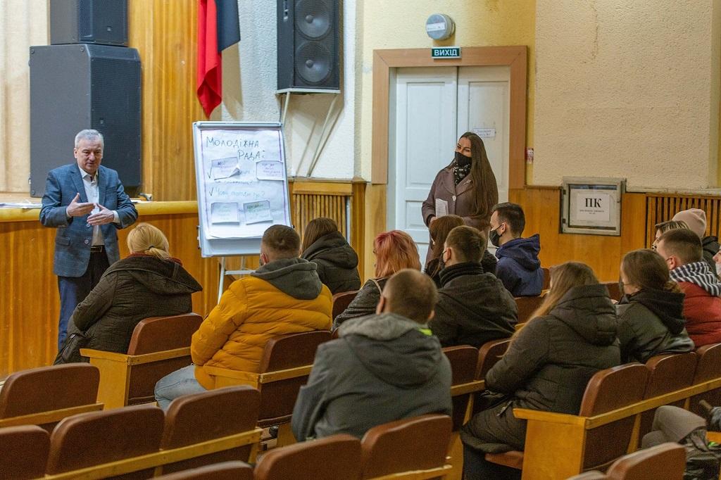 У Великоберезовицькій громаді створили Молодіжну раду
